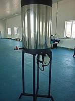 Парафинотопка (парафінотопка) для свечного производства