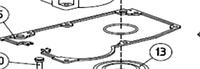 Прокладка AN-MOTORS ASW.4015