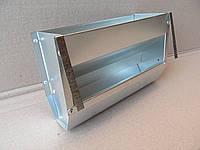 Бункерная кормушка для перепелов. БК6-2(25см).