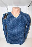Свитер мужской DULGER, варенка мыс 004/ купиь свитер мужской оптом