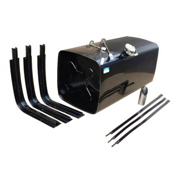 Бак топливный ЗИЛ-131  дополнительный в сборе.