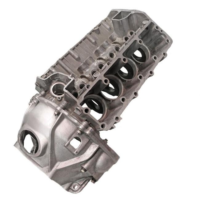 Блок цилиндров двигателя ГАЗ-3307