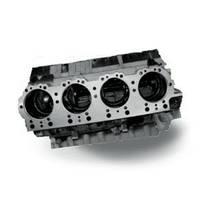 Блок цилиндров двигателя Урал-375, новый.