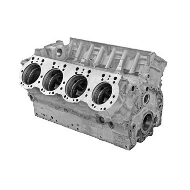 Блок цилиндров двигателя ЯМЗ-7511