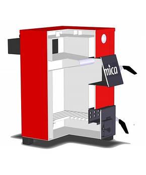 Твердотопливный котел Amica Classic 10 кВт, фото 2
