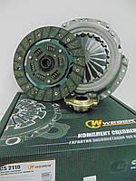 Комплект зчеплення ВАЗ 2110-2112 Вебер