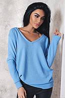 Нежный свободный свитер. Разные цвета.