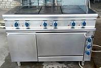 Плиты электрические промышленные, индукционные плиты б/у