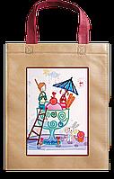 Набор-сумка для вышивки бисером «Эскимо любви»