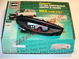 Ручки двери евро наружные пластиковые 2106 2131 Тюн-Авто Россия