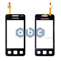 Сенсор Samsung C6712 Star II Duos черный