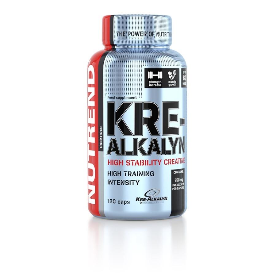 Креатин Kre-Alkalyn 1500 (120 капс.) Nutrend
