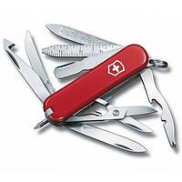 Нож швейцарский Victorinox Mini-CHAMP красный