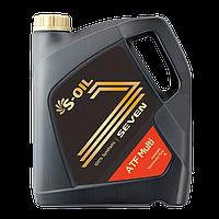 Масло для автоматических КПП S-OIL SEVEN ATF MULTI