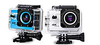 Спортивная  камера F68 4K Ultra HD 170 Degree Wide Angle 20MP WiFi