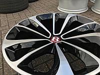 Диски 21'' на Bentley Bentayga