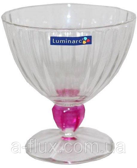 Набор креманок 3х300 мл Rainbow Luminarc