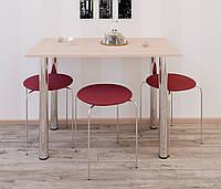 Стол кухонный, разборной РКС-1 1000.0, Дуб венге|Дуб молочный