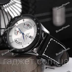 Часы механические Winner skeleton white , фото 2