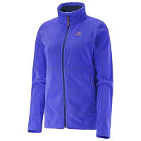 Куртка женская Salomon CONTOUR FZ MID W 392060