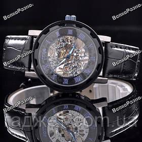 Мужские механические часы Skeleton MCE