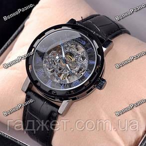 Мужские механические часы Skeleton MCE, фото 2