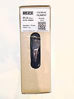 PLA Cиний 1,75мм пртуок (филамент) для 3D Herz