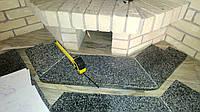 Облицовка каминов плиткой из гранита
