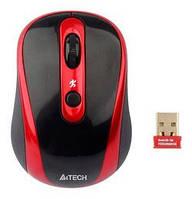 Мышь A4Tech G7-250NX-2 black-red USB