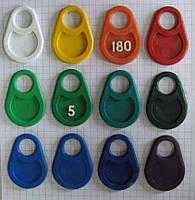 Гардеробные номерки капля 70, фото 1