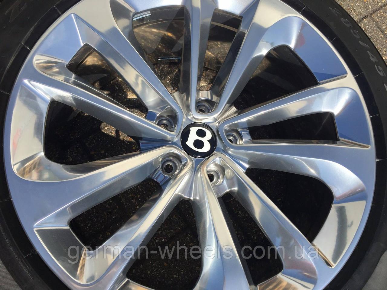 Колеса 21'' на Bentley Bentayga