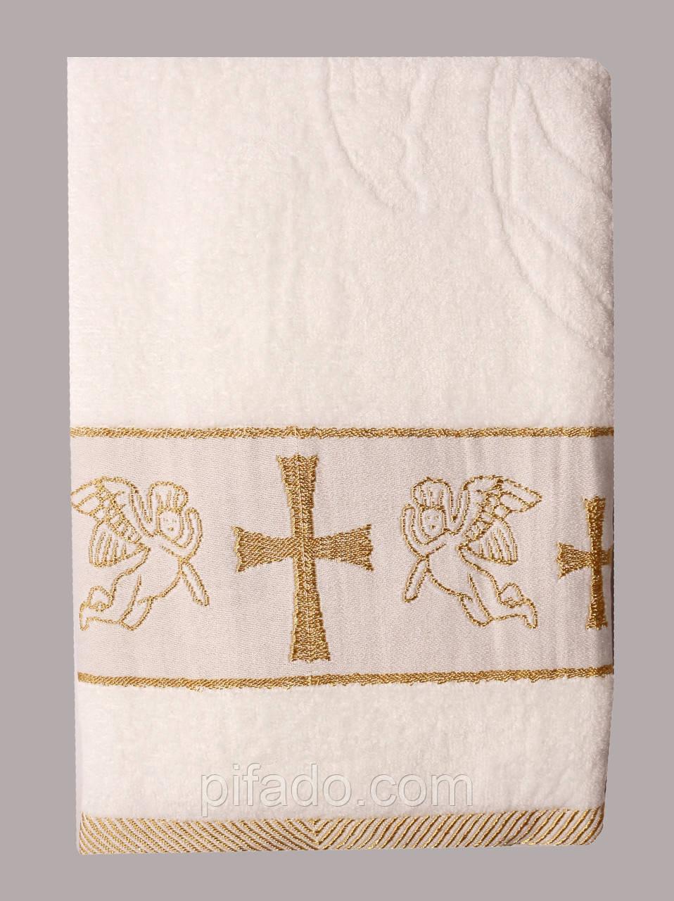 крестильное полотенце фото