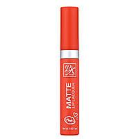 Kiss Матовый лак для губ Crème Matte Lip Lacquer Crush фруктовый сок