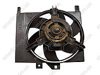 Вентилятор радиатора (интеркуллера) б/у Smart ForTwo 450 Q0003127V010000000