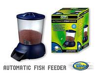 Автоматическая кормушка для рыб в пруду P-FEED