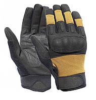 New-Field тактические перчатки Edge, цвет TAN/Brown, р.L