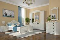 Спальня модульная Каролина к-кт 5Д