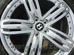 """Колеса 21"""" дюймов original Bentley Mulliner"""