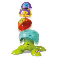 """Развивающие и обучающие игрушки «Little Tikes» (631979M) пирамидка """"Черепашка-шалунишка"""""""