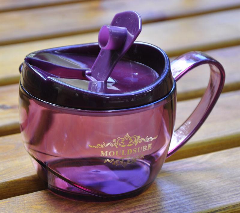 Чашка с крышкой-поилкой Mouldsure 550 мл. - Интернет-магазин Non-Stop в Киеве