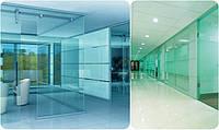 Применение стеклянных конструкций