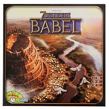 Настольная игра 7 Wonders: Babel (7 Чудес: Вавилон)