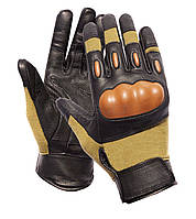 Act-Fast тактические перчатки Edge, Nomex, цвет Tan/Brown, р.L