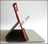 Чехол книжка для Xiaomi Mi Max, чехол Logo Stand коричневый, фото 4