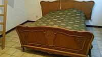 Спальня Людовик, золотой дуб. Спальни б\у мебель Европа
