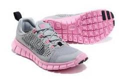 Женские кроссовки Nike power lines II розовые