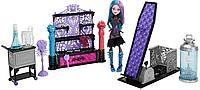 """Набор Monster High """"Кабинет - покрась меня жутко"""" Create A Monster Color Me Creepy Design Chamber"""