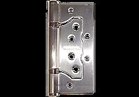 Дверная петля бабочка Mongoose 100*63*2-2мм SN