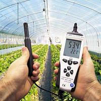 Термогигрометр FLUS ET-951W