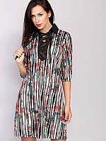 Красочное платье Зарина 44 46 48
